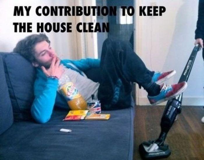 Laziness. Part 2 (48 pics)