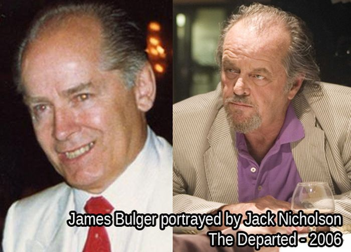 Bad Guys Portrayed by Famous Actors (20 pics)