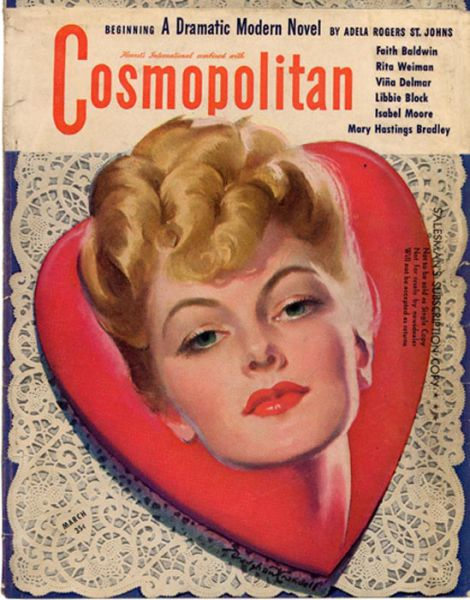 How Cosmo Covers Has Changed Since 1896 (30 pics)