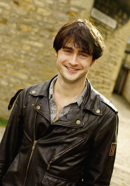 Daniel Radcliffe Aging Timeline (23 pics)