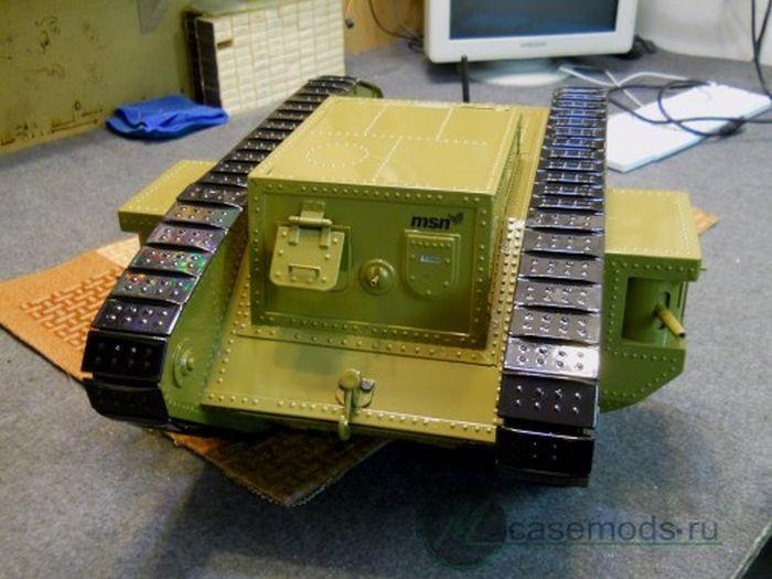Tank PC Modding (111 pics)