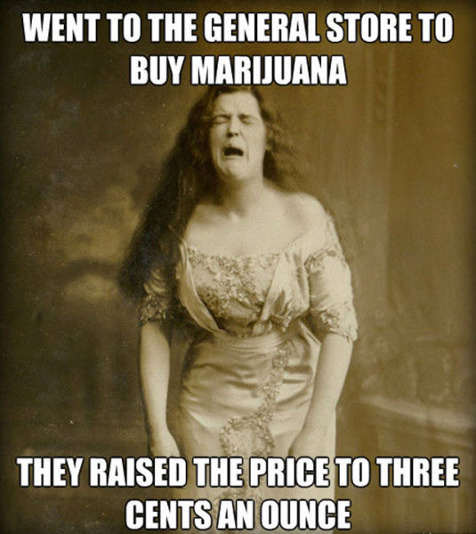 1890s Problems Meme (20 pics)