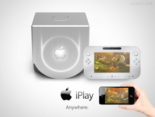Possible Future Apple Products (10 pics)