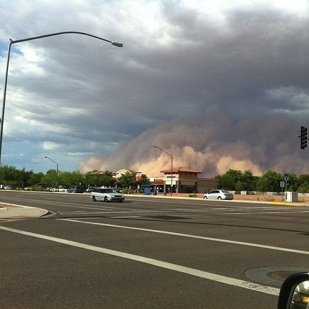 Arizona's Weekend Haboob (25 pics)