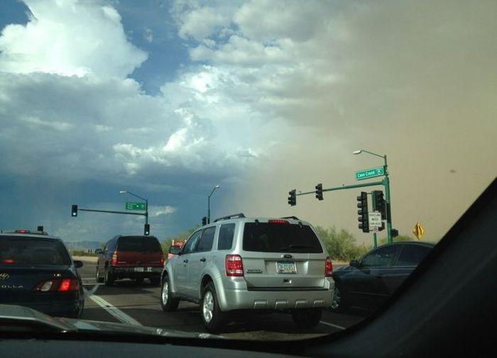 Arizona's Weekend Haboob (25 pics)