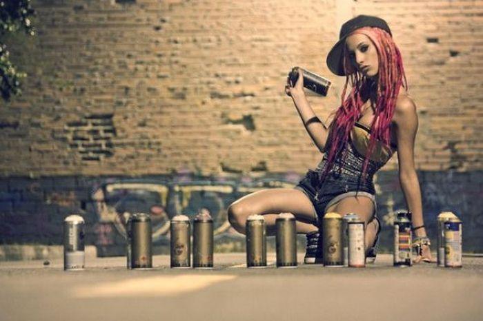 Dredd Girls (30 pics)