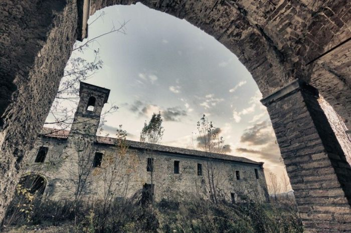 Abandoned Cities (27 pics)
