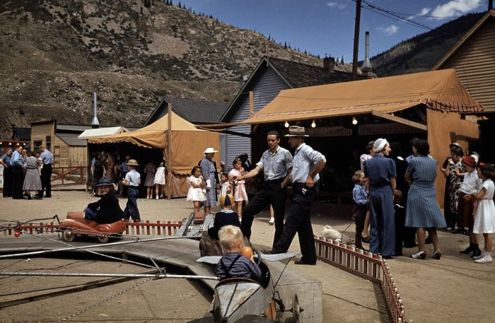 Retro Photos of the USA. Part 2 (100 pics)