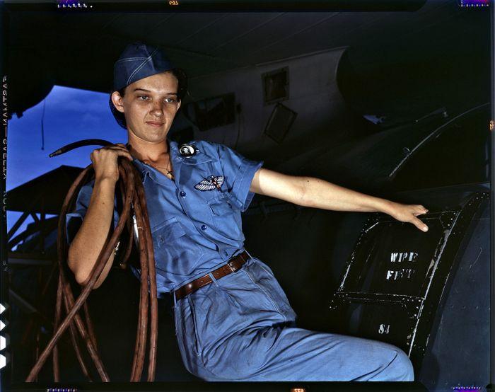 Retro Photos of the USA. Part 2 (100 pics)