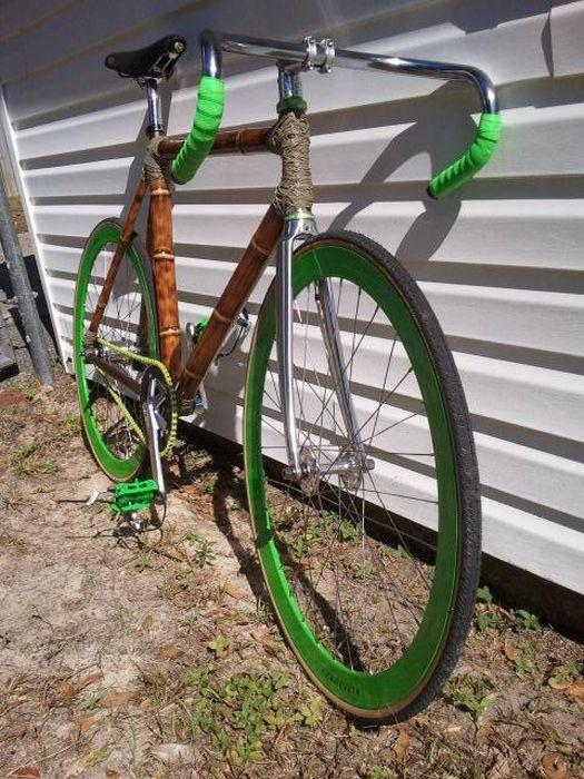 Bamboo Bike (22 pics)