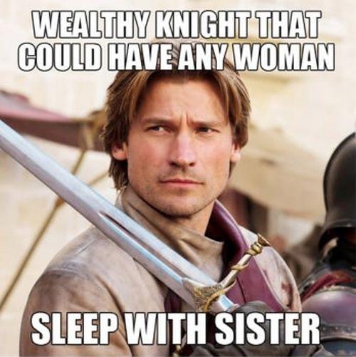 Game of Thrones Logic (8 pics)