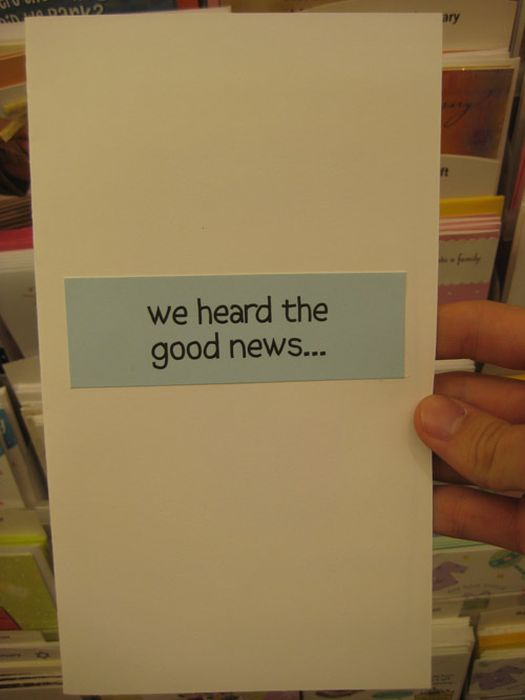 New Greeting Card Categories (15 pics)