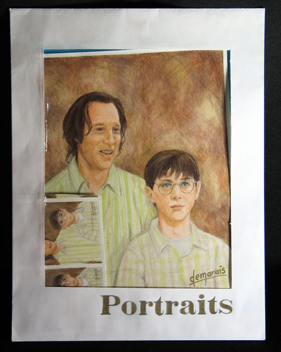 Film Family Portraits (26 pics)