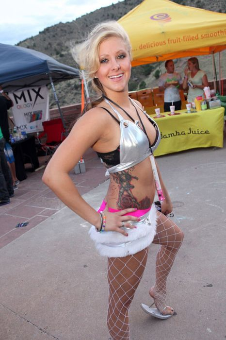 Girls of Global Dance Festival 2012 (60 pics)