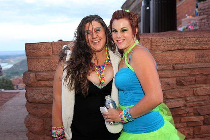 Girls of Global Dance Festival 2012 (60 pics)