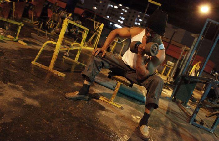 The Alcantara Machado Gym In Brazil (20 pics)