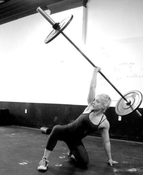 Samantha Wright. Probably the Prettiest Weightlifter in the World (16 pics)