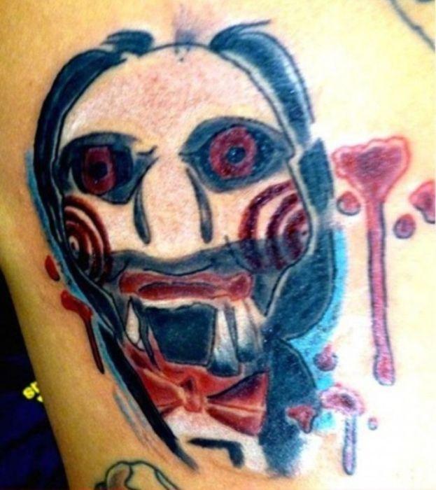 Ugly Tattoos (57 pics)