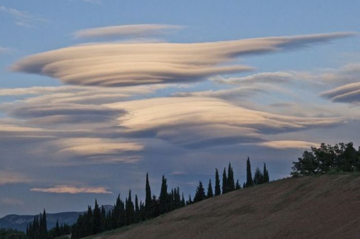 Beautiful Cloud Formations (60 pics)