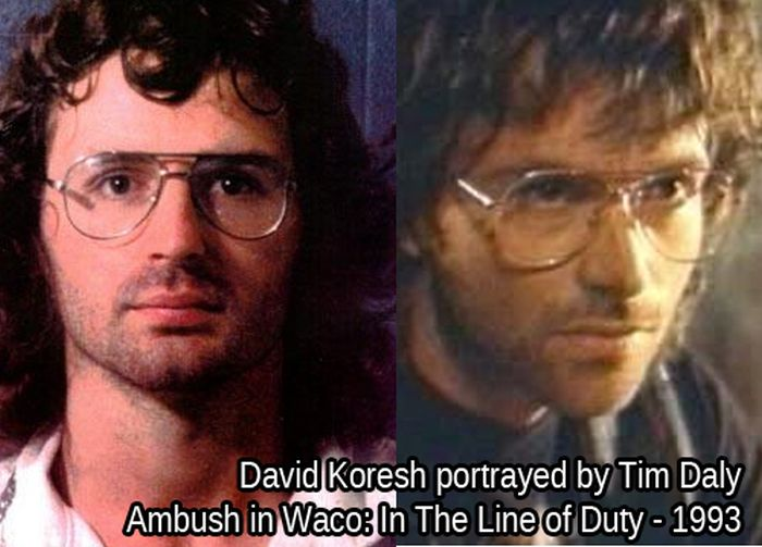 Bad Guys Portrayed by Famous Actors. Part 2 (29 pics)