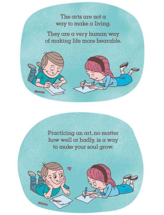 Inspirational Comics (7 pics)