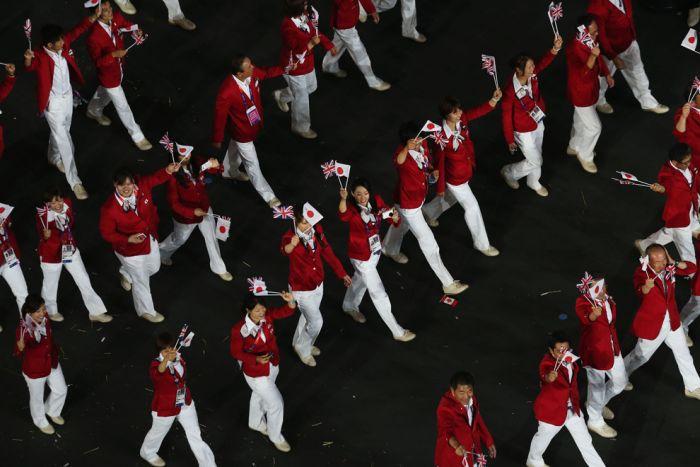 Opening Ceremonies of 2012 Olympics (35 pics)