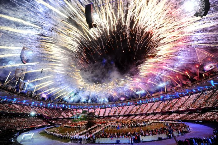 Opening Ceremonies of 2012 Olympics (35 pics)