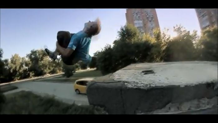 Best of Parkour and Freerunning 2012