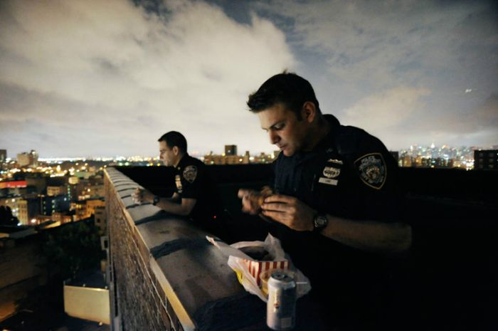 Police at Work (25 pics)