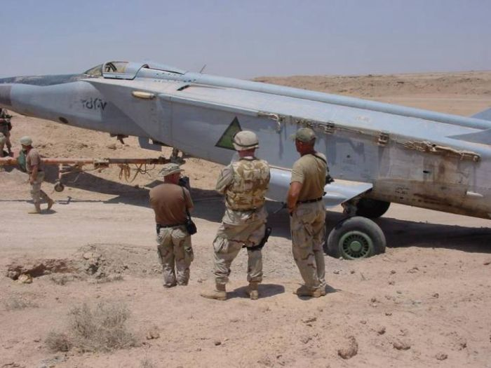 Iraqi Aircraft (11 pics)