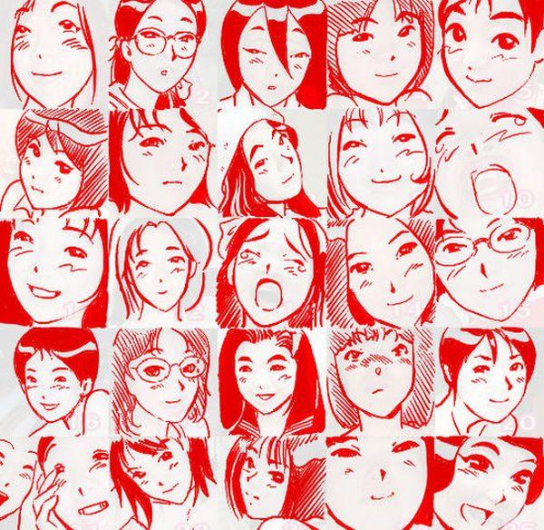 Real Life Manga (2 pics)