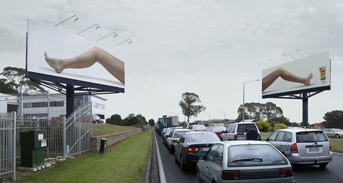 Creative Billboard Ads (50 pics)