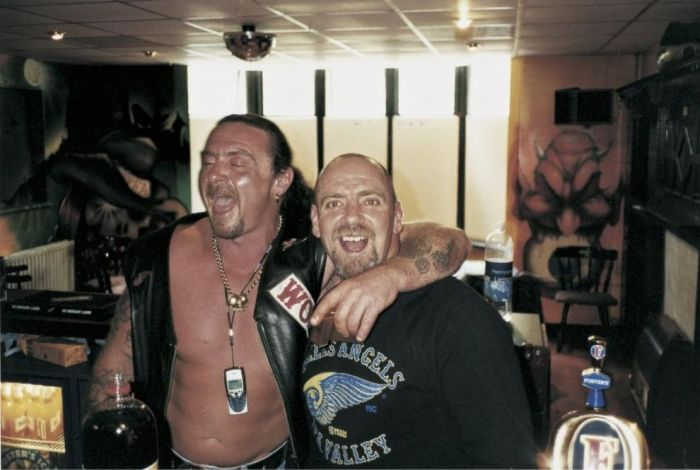 Hells Angels in the Past. Part 2 (40 pics)