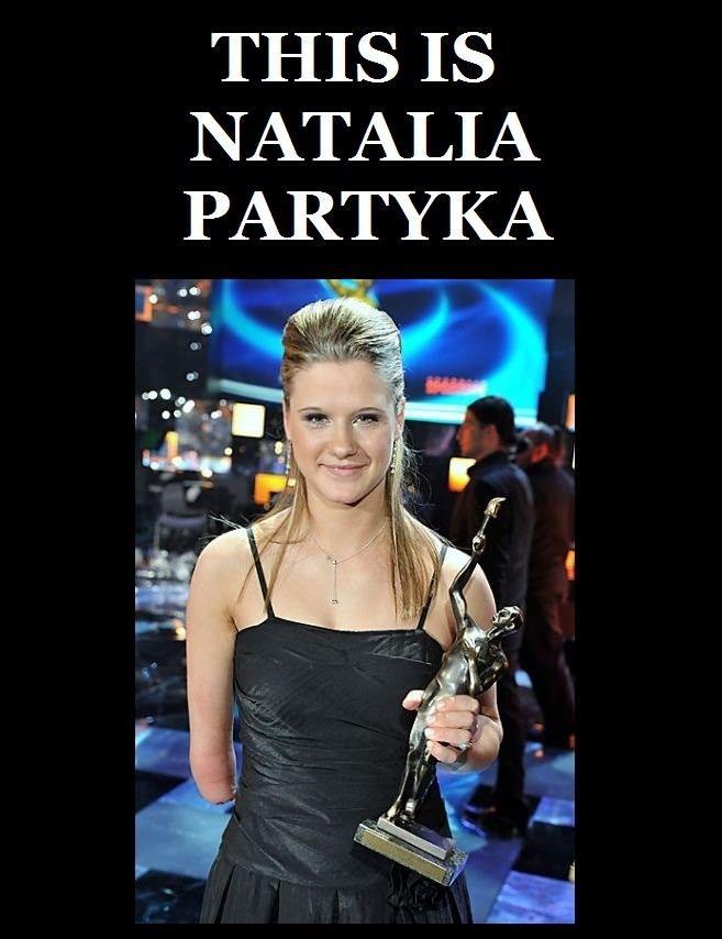 Natalia Partyka (4 pics)