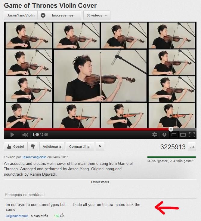 Funny Youtube Comments Part 5 (18 pics)