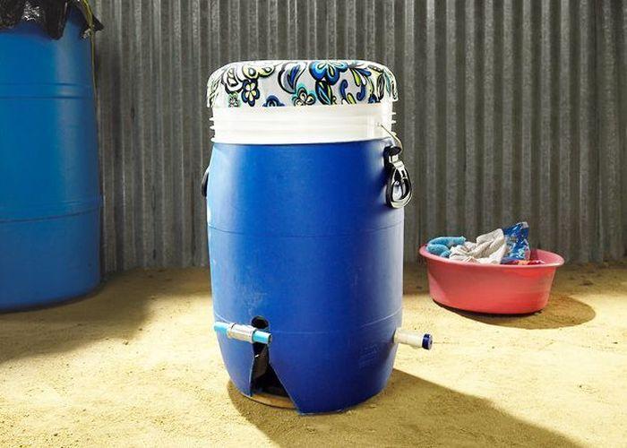 Washing Machine GiraDora (4 pics)