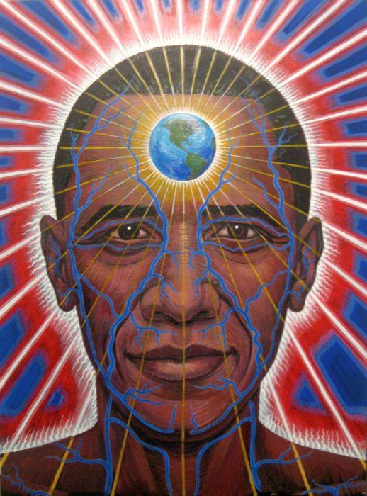 Barack Obama Fan Art (50 pics)