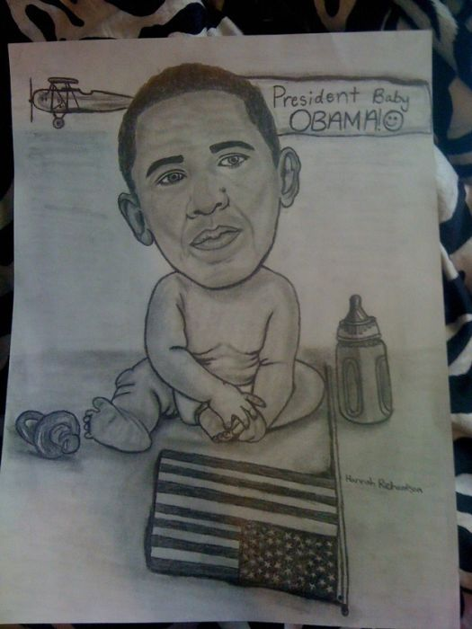 Barack Obama Fan Art (50 pics)