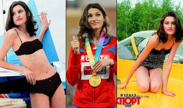 Hot Olympic Female Athletes (20 pics)