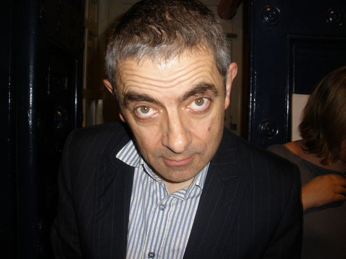 Rowan Atkinson Then and Now (7 pics)