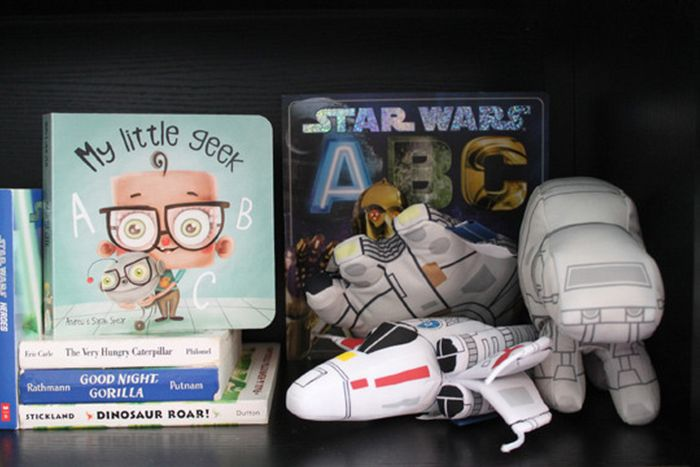 Star Wars for Kids (10 pics)