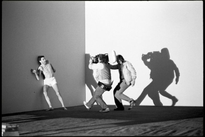 """""""Pink Floyd – The Wall"""" Behind the Scenes (21 pics)"""