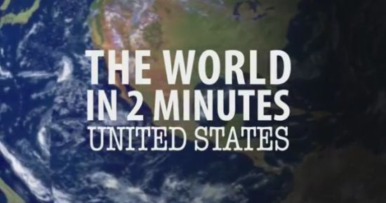 All The USA For Two Minutes