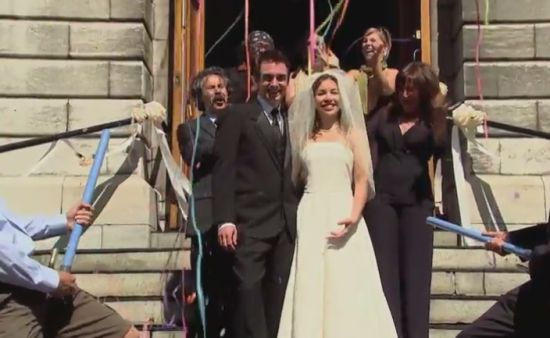 Hilarious Wedding Prank