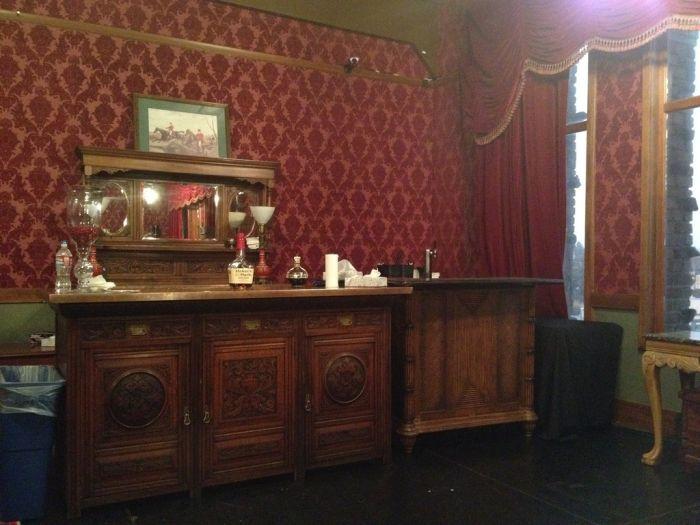 Adult Film Sets at the San Francisco Armory (63 pics)