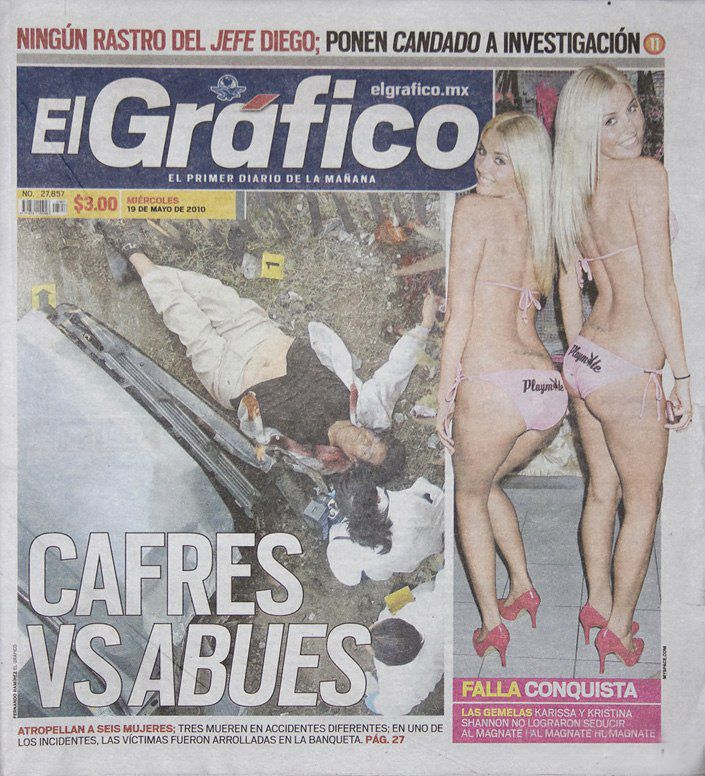 There Is Something Wrong with Mexico Today (9 pics)