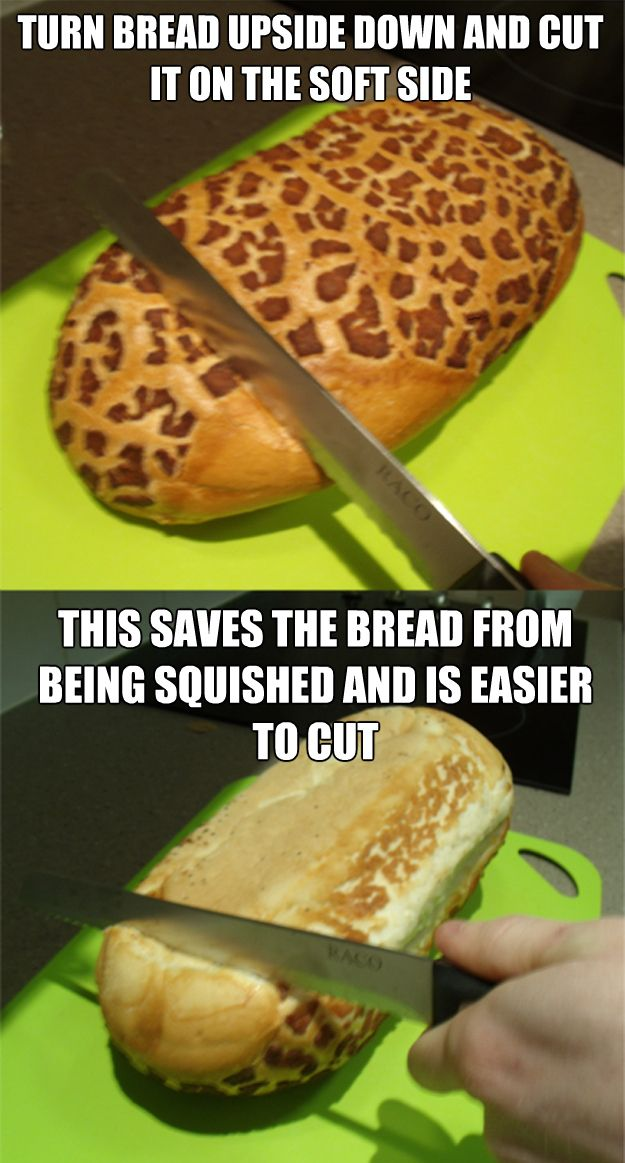 Interesting Food Tips (18 pics)