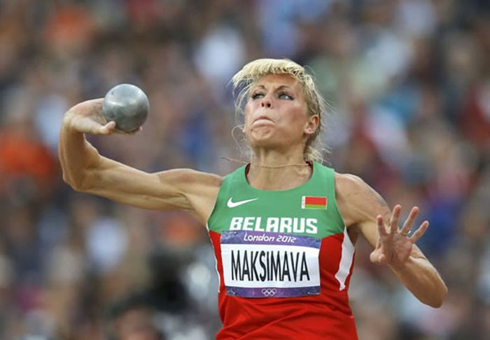 Funny Faces of the 2012 Olympics (50 pics)