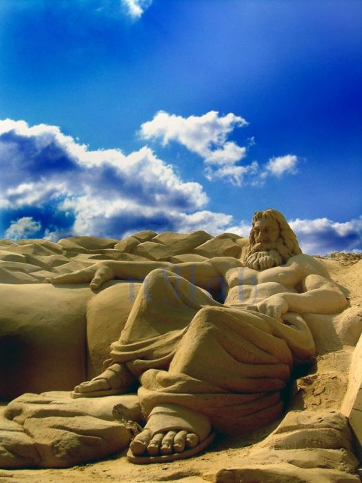 Awesome Sand Sculptures (20 pics)