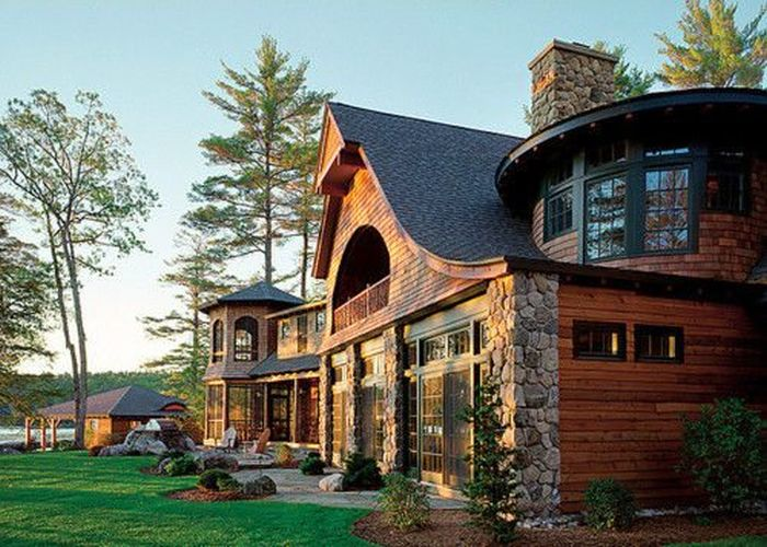 Awesome Log Cabins (36 pics)